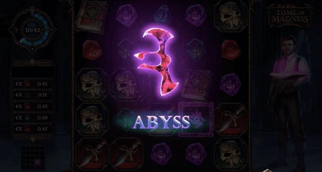 トム・オブ。マッドネス ABYSS