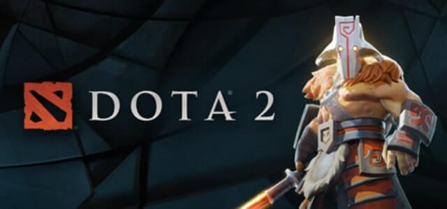 大人気ゲーム「Dota2」